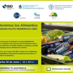 WORKSHOP VALOREMOS LOS ALIMENTOS – DESPERDICIO 0